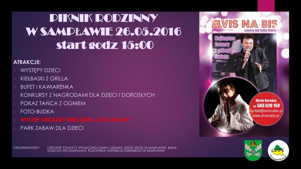 Polski Elvis Mirosław Deredas
