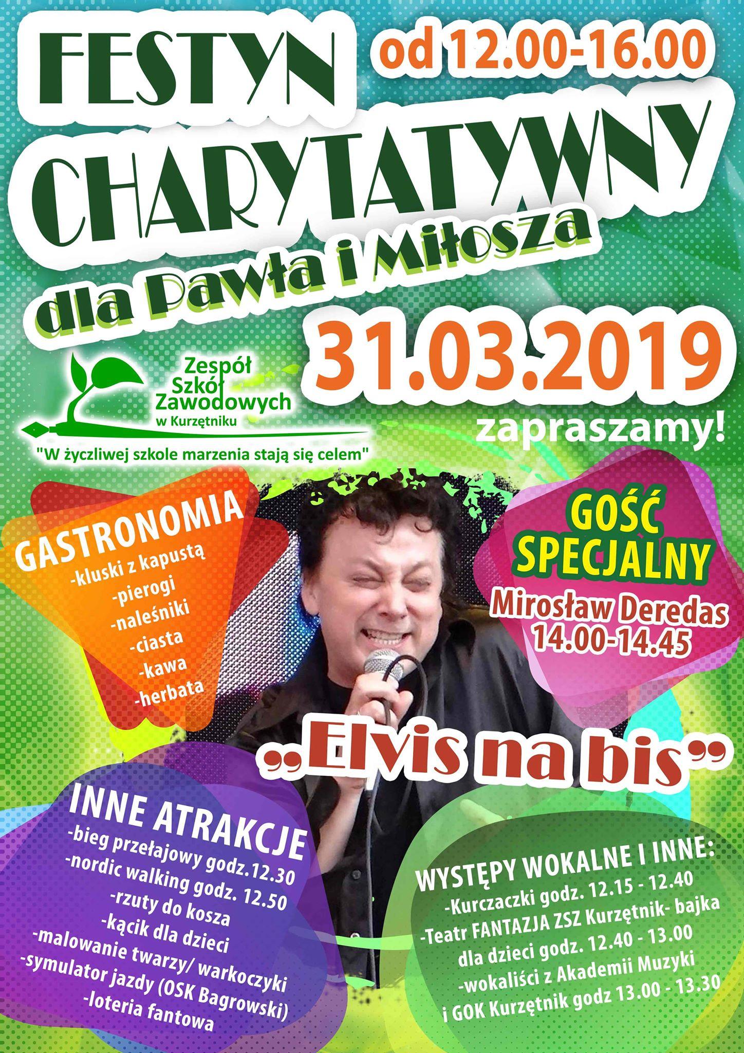 Polski Elvis Presley - Mirosław Deredas Elvis Na Bis - Mirosław Deredas