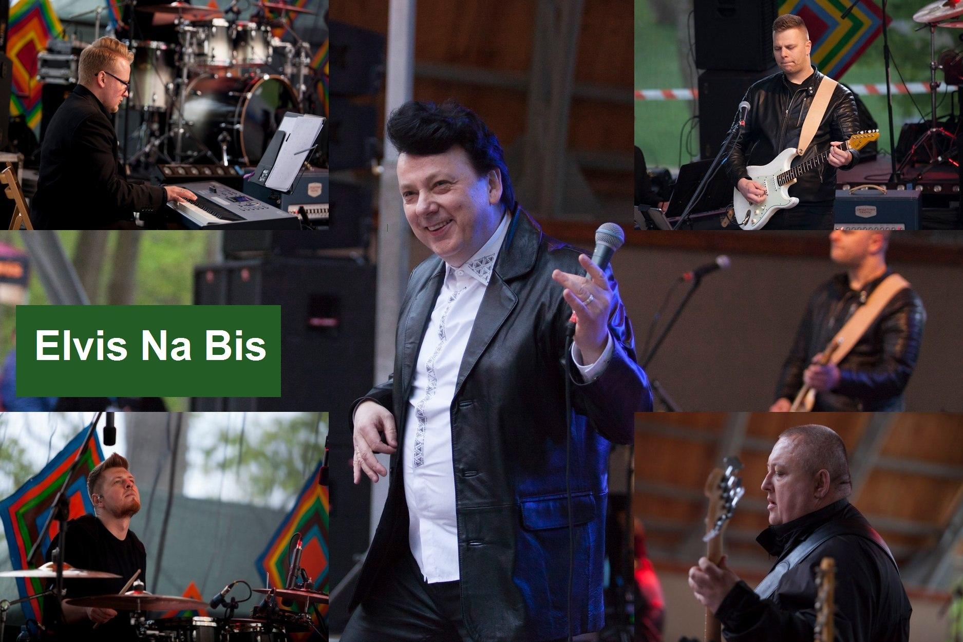 Polski Elvis Presley Elvis Na Bis - Mirosław Deredas