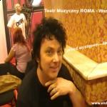 Mirek Deredas - Polski Elvis Presley - Teatr Roma Warszawa