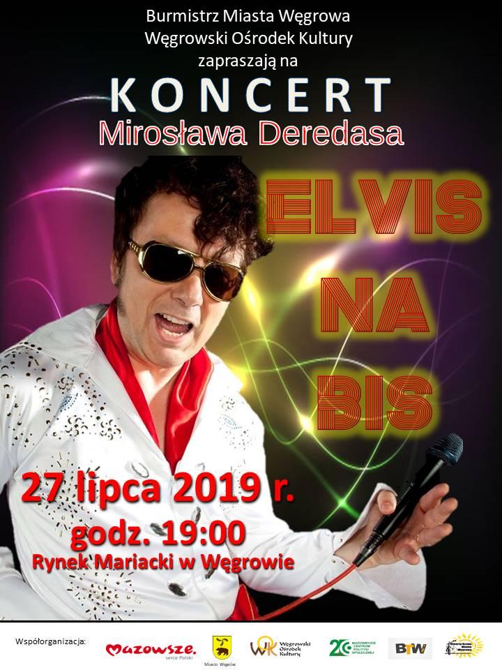 Polski Elvis Presley Mirek Deredas